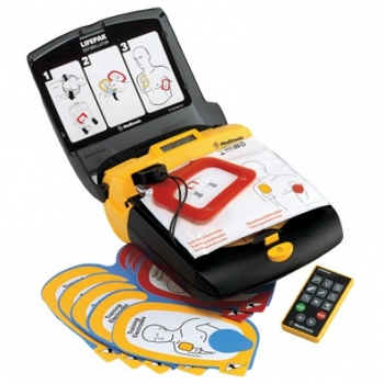 LIFEPAK® CR-T AED-Trainer für CR Plus