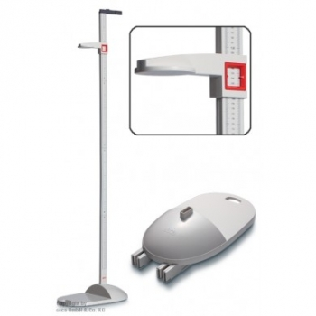 mobiles Stadiometer seca 213, mobile Messstation