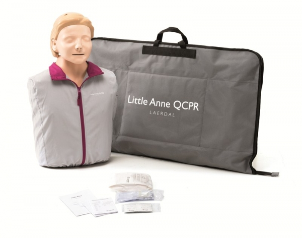 Reanimationspuppe Laerdal Little Anne QCPR
