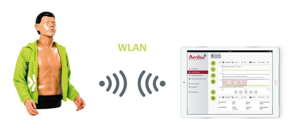 AmbuMan Airway Wireless